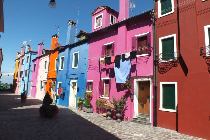 colourful Baruna Island