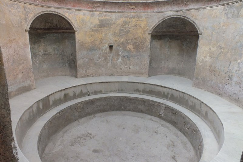 Pompeii baths