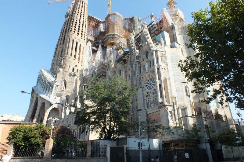 Sagrada Familia Basilica 3
