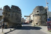 old gate towers