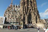 Sagrada Familia Basilica 2
