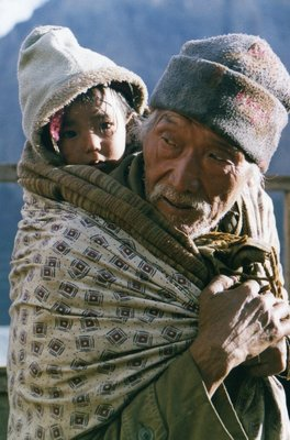 Child rearing in Nepal
