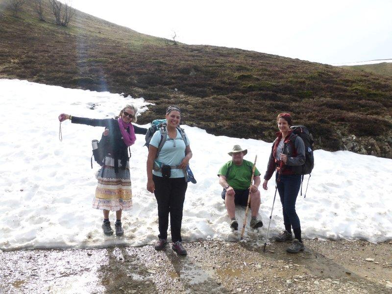 Snow on the Pass