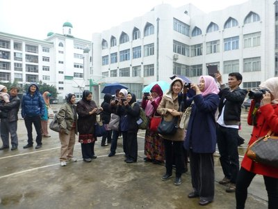 At Kunming Islamic Institute 221013 (10)