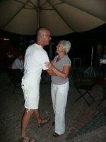 Dancing in Willemstad