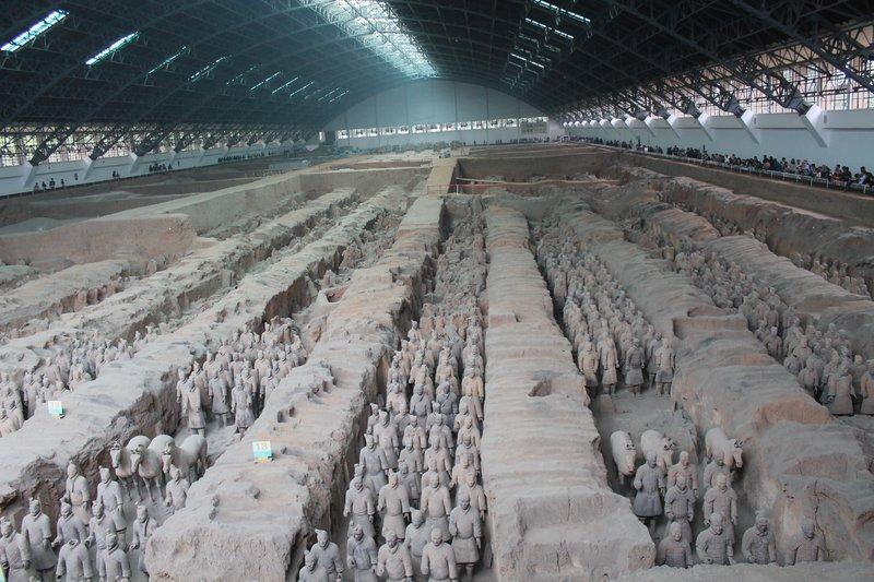 Terracotta Warriors, Xi'an