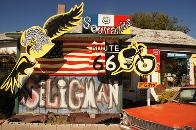 Route 66 - Barstow 055