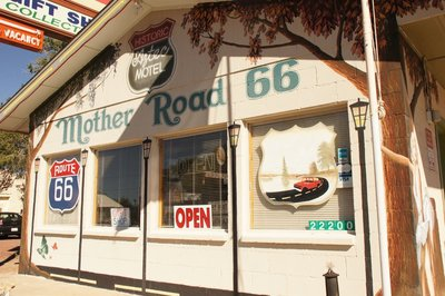 Route 66 - Barstow 023