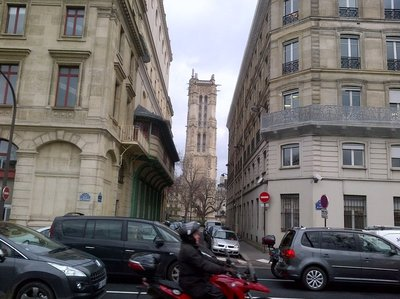 Tour st Jacques