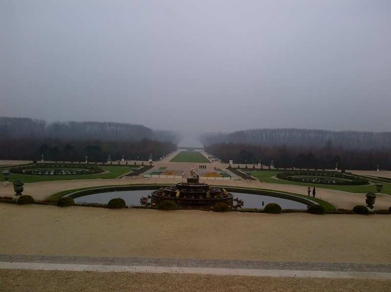 Grounds of Versailles