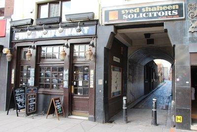Gunthorpe Street in Whitechapel