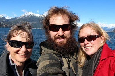 Mum, Rein & Leah @Bellagio