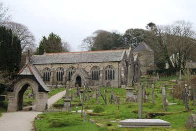 Gwennap Church