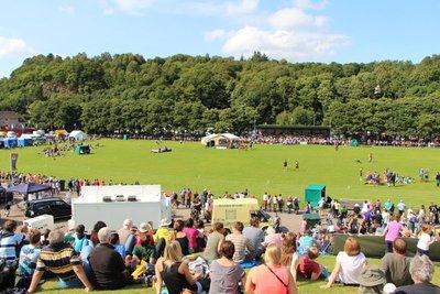 Argyll Highland Games @Oban