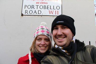 Rein & Leah @ Portobello Road