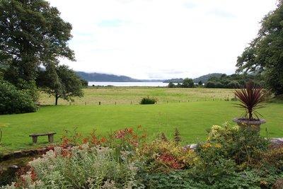 Loch Melfort from Melfort House