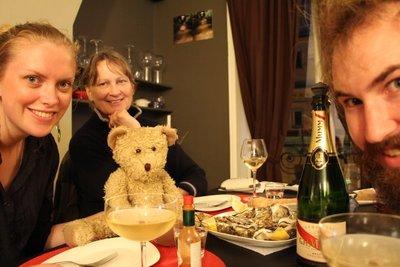 Leah, Mum, Henry & Rein @Birthday Bouillabaisse