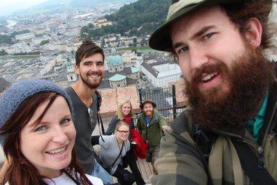 Old Friends @Salzburg Fortress