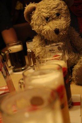 Henry Beer tasting @Stiegl-Brauwelt Beer Experience