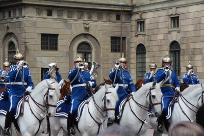 Changing of the Guard (Sweden)