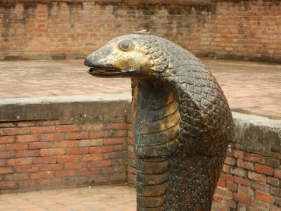 Sacred Serpent or Naga