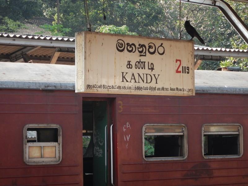 Kandy Station