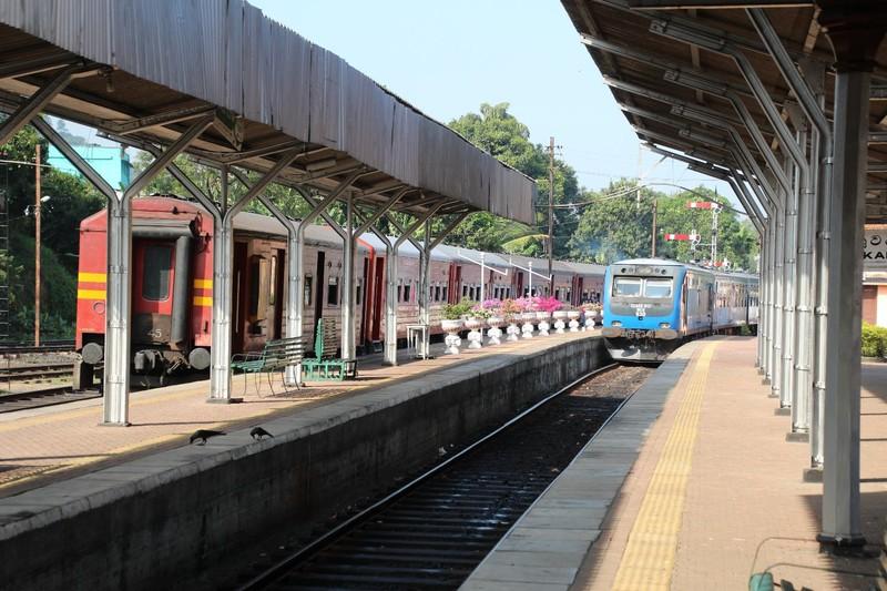 The train to Ella