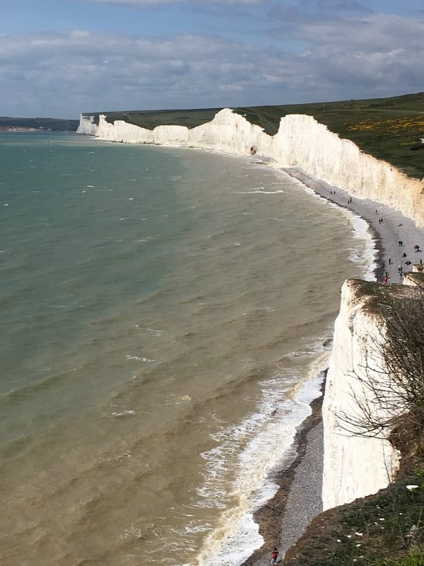 The Seven Sisters and Birling Gap