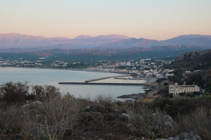 Kolymbari Harbour