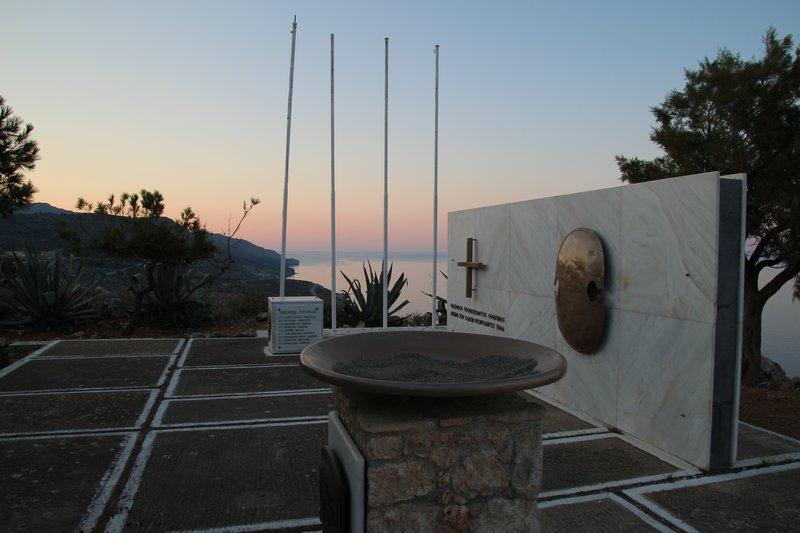 Battle of Crete Memorial