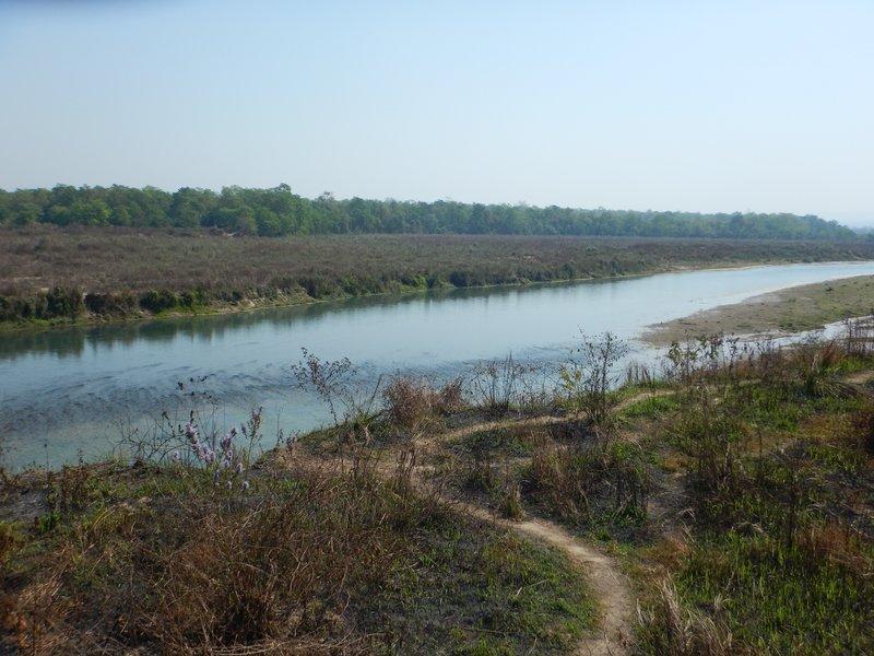 River Views, Chitwan National Park