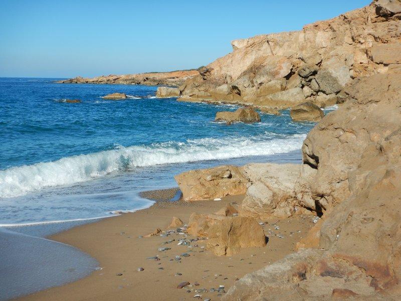 Akames Peninsula Beach
