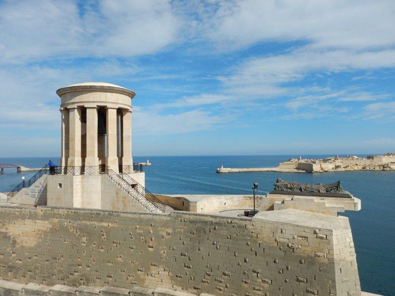 Memorial Bell Tower Valletta