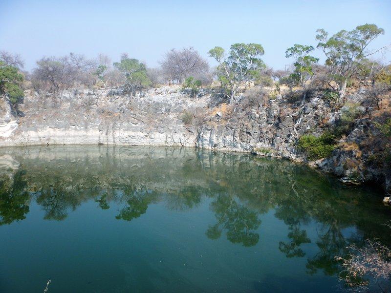 Lake Otjikoto