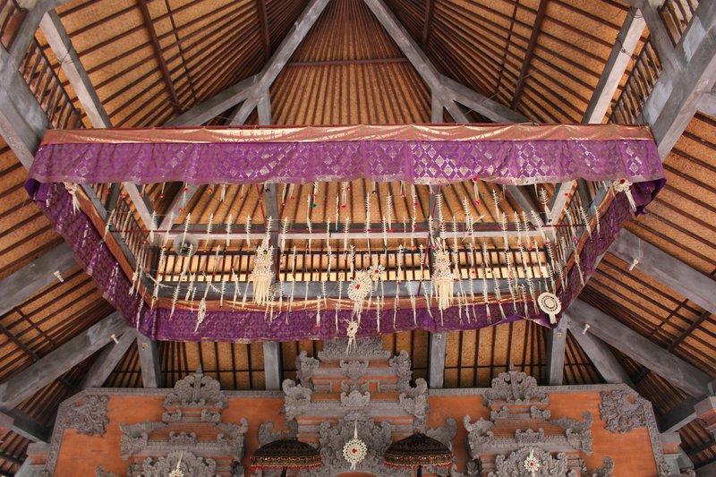 Temple Decorations