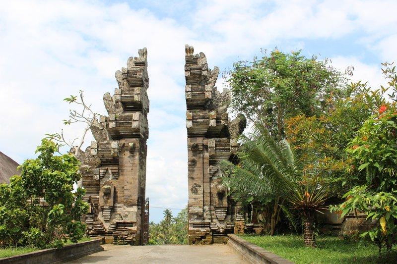 Temple Doorway