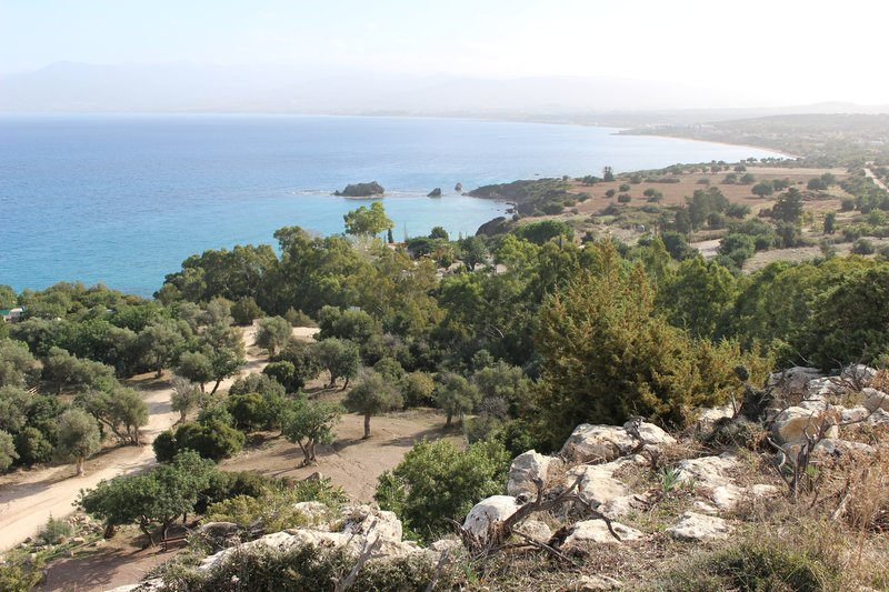 Views towards Latsi