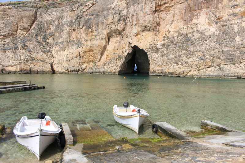The Inland Sea Gozo
