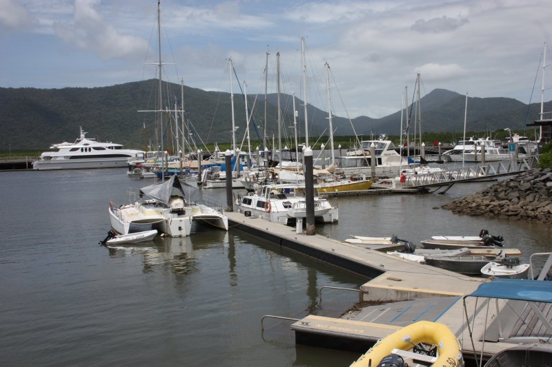 Cairns Harbour