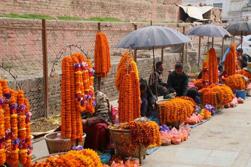 Marigold Garland Sellers