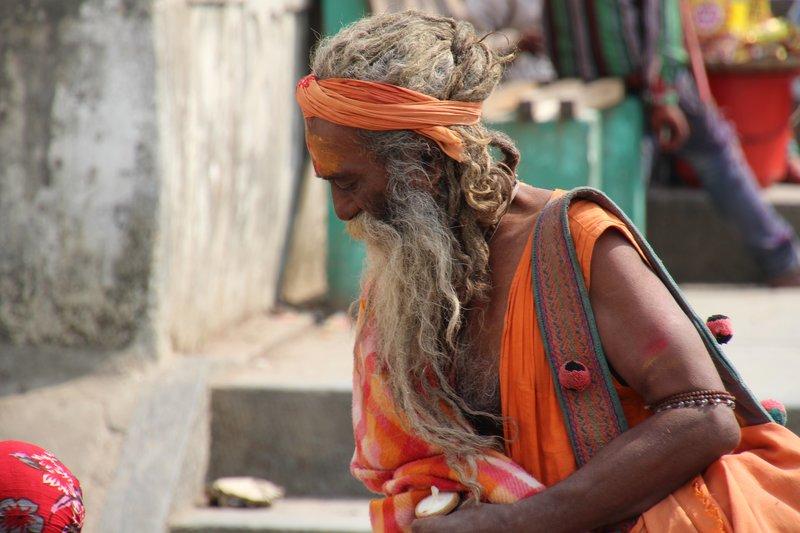 Pashupatinath Sadhu