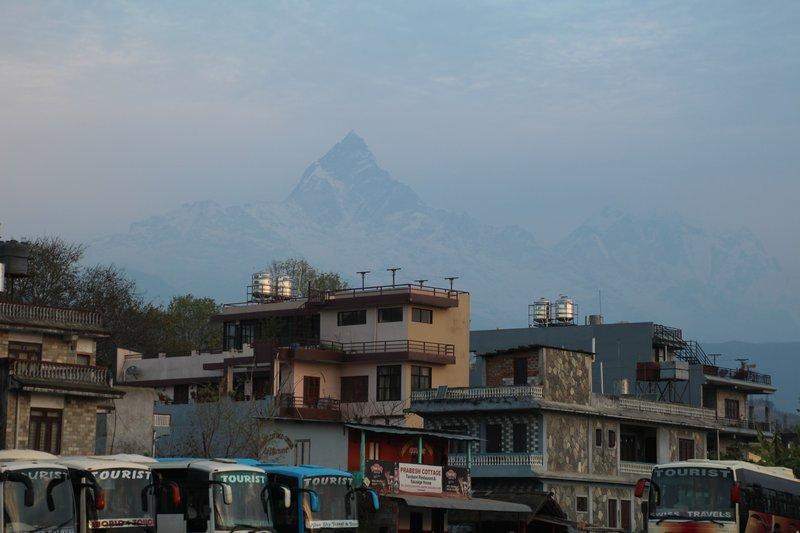 Pokhara Bus Station