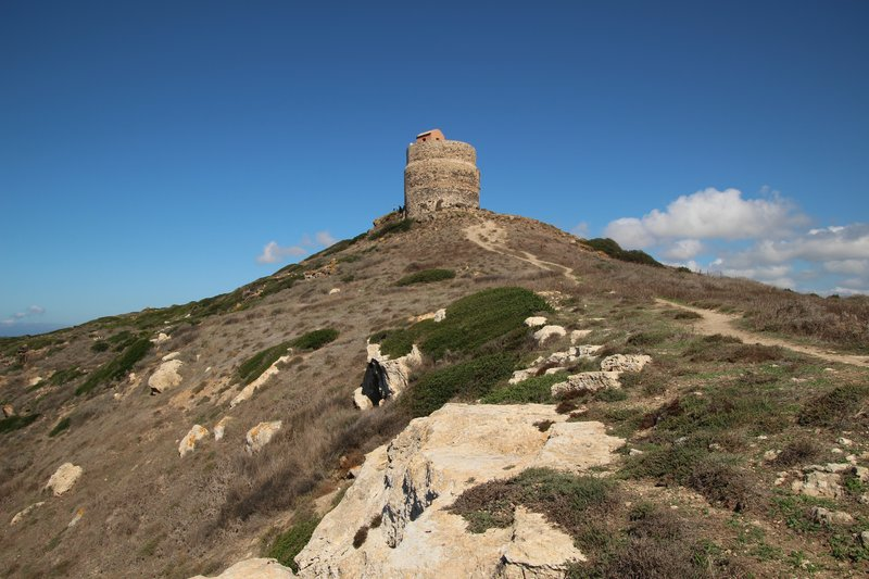Torre di San Giovanni, Sinis Peninsula