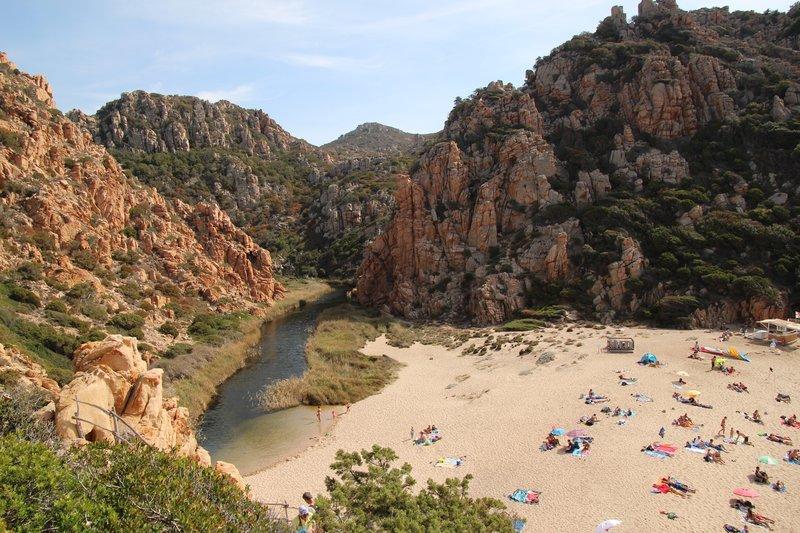 Li Cossi Beach