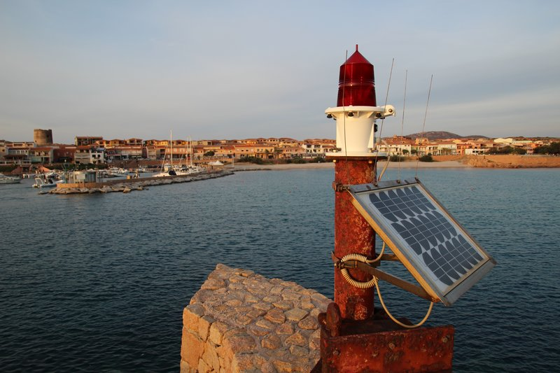 Harbour Light, Isola Rossa