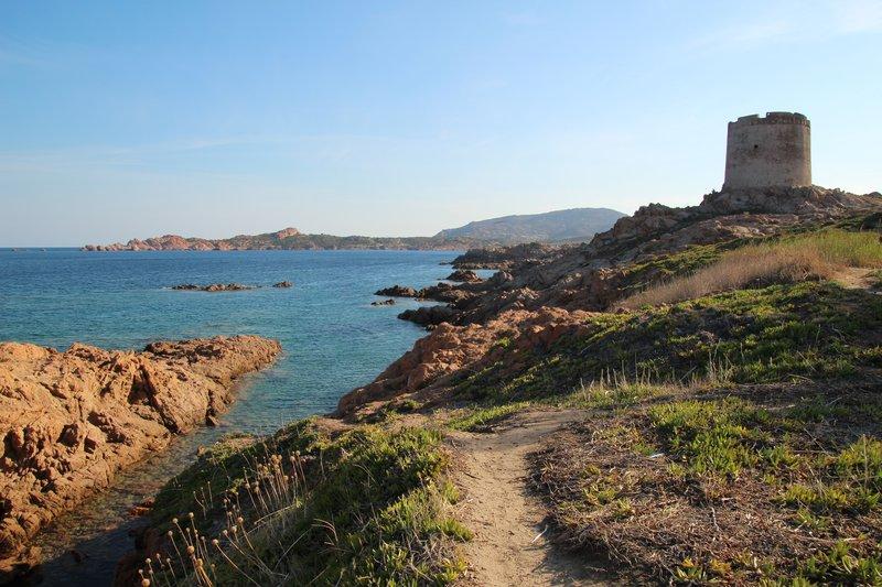 Isola Rossa, Sardinia