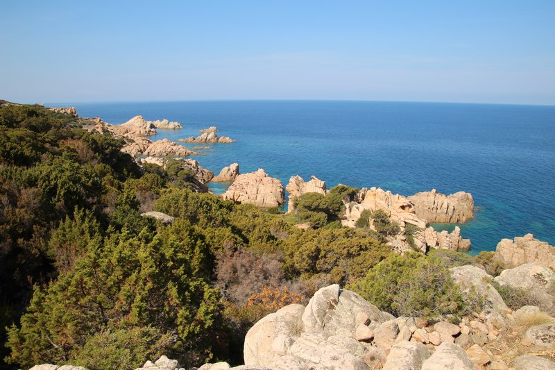 View over Tinnari Bay