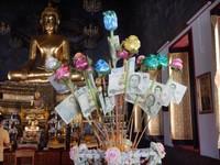 Inside Wat Ratchanatdaram