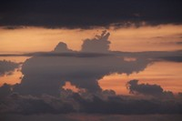 Elephant in the clouds!