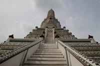 Steep Steps - Wat Arun